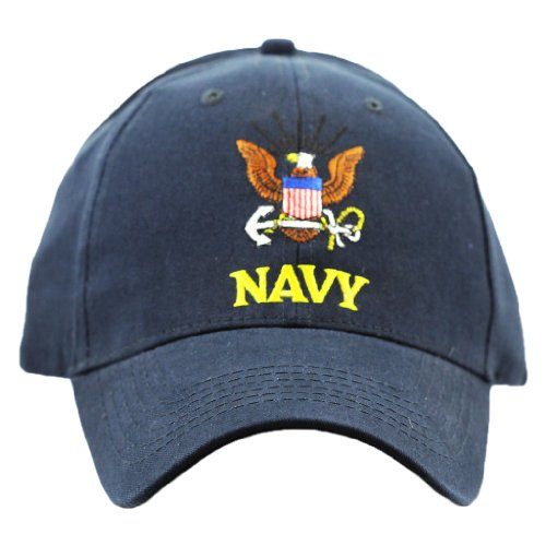 US Navy Cap for Men and Women Military Hats United States Army Collectibles (United States Navy Hat Cap)