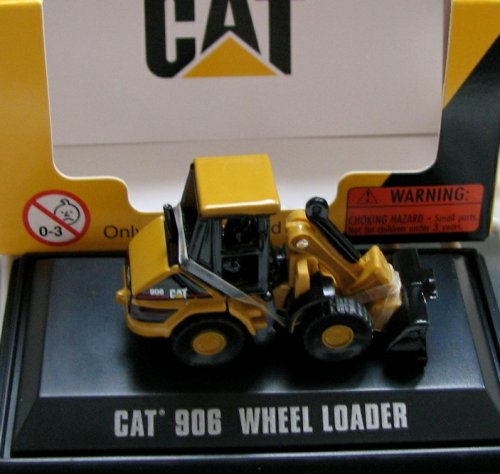 construction mini's (cat 906 wheel loader)