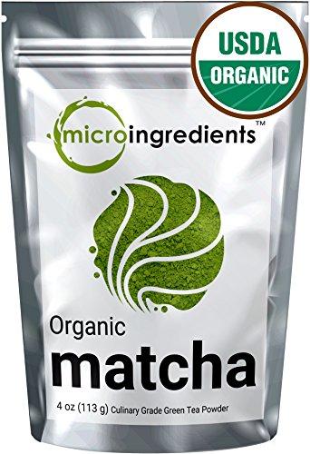 Micro Ingredients Organic Matcha Powder