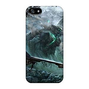 Fashion Tpu Case For Iphone 5/5s- Destiny - Dark Patrol Defender Case Cover