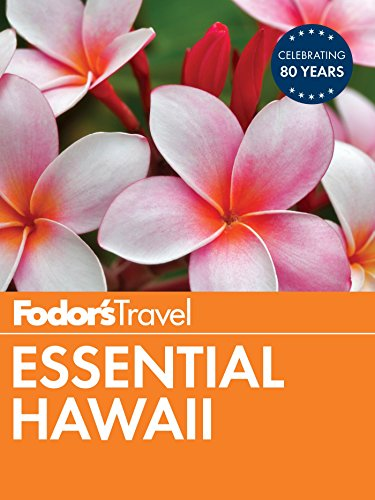 fodors essential hawaii full color travel guide