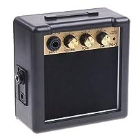 Amplificadores de guitarra eléctrica ammoon PG-3 3W - Negro