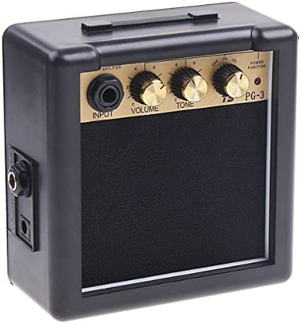 Andoer PG-10 10W Electric Guitar Amp Amplifier High-Sensitivity Speaker with  Volume Tone Control