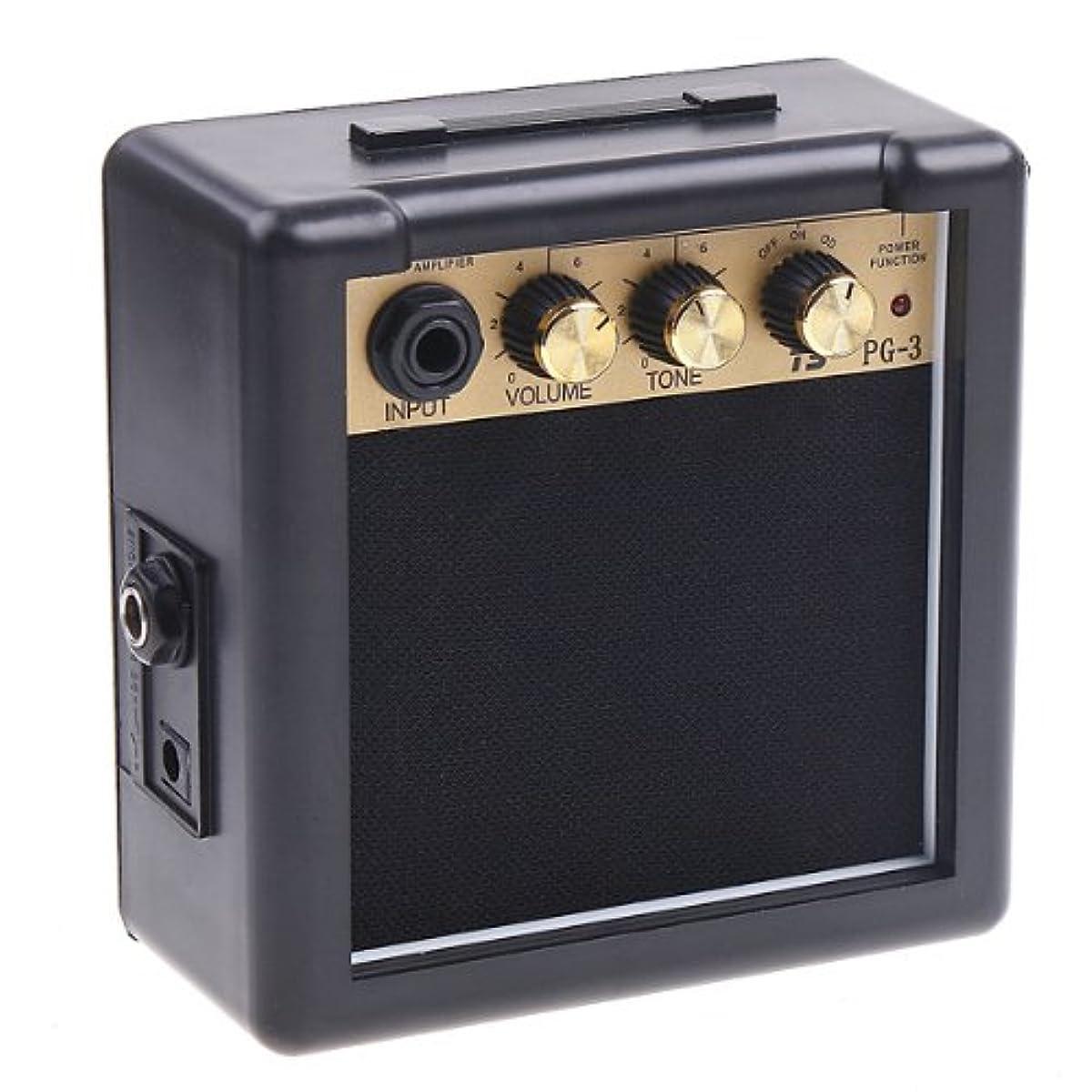 [해외] AMMOON 전기 기타 앰프 볼륨 톤 컨트롤 스피커 앰프 전기 기타 기타 대응 PG-I