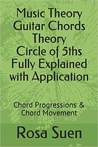 Music Theory Guitar Chords Theory Circle Of 5ths Fully Explained