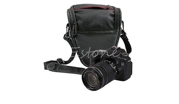 Youliy - Funda impermeable para cámara réflex digital Canon DSLR ...