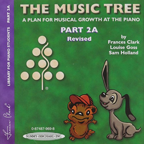 The Music Tree: Accompaniment CD, Part 2A