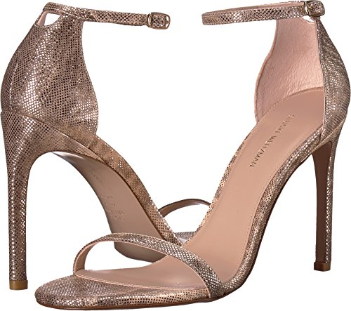 Stuart Weitzman Women's Nudistsong Ore Metal Karung free shipping brand new unisex low price fee shipping cheap price cheap sale discount outlet newest 2EfyP