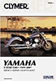Clymer Yamaha V-Star 1100 1999-2007, Clymer Publications Staff, 1599691566
