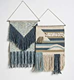 Primitives by Kathy Seaside Woven Wall