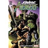 Savage Avengers Vol. 2: To Dine With Doom