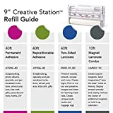 Xyron Creative Station, 9 & 5 Inches, Makes