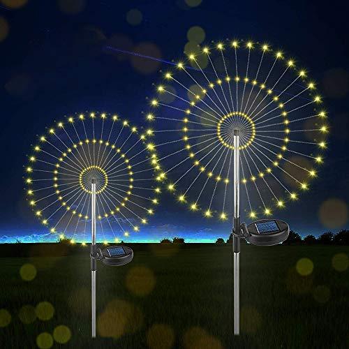 Outdoor Solar Cross Lights in US - 8