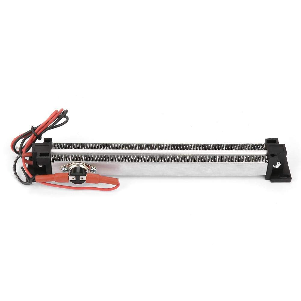 Acquisto Riscaldatore di aria in ceramica isolato PTC Elemento di riscaldamento PTC isolato da 220 V 500 W con protezione del controllo della temperatura Prezzi offerte