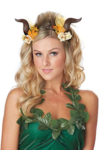 8eighteen Woodland Fairy Horns Costume Accessory