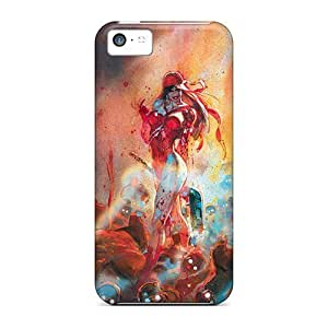 Super 5c Scratch-proof Protection Case Cover For Iphone/ Hot Elektra I4 Phone Case