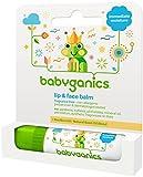 Babyganics Lip Balms Review and Comparison