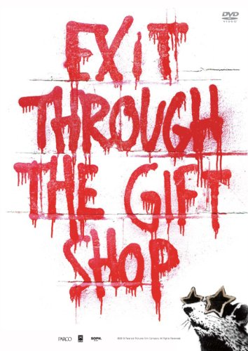 Exit Through the Gift Shop Standard Edition [DVD]