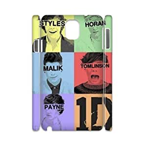 D-PAFD Diy case One Direction customized Hard Plastic case For samsung galaxy note 3 N9000