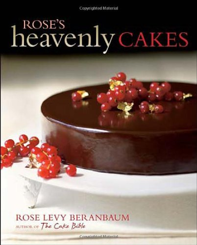 [PDF] Rose's Heavenly Cakes Free Download | Publisher : Wiley | Category : Cooking & Food | ISBN 10 : 0471781738 | ISBN 13 : 9780471781738
