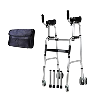 Walker, bicicleta de aluminio para caminar Walking Old Man Walking ...