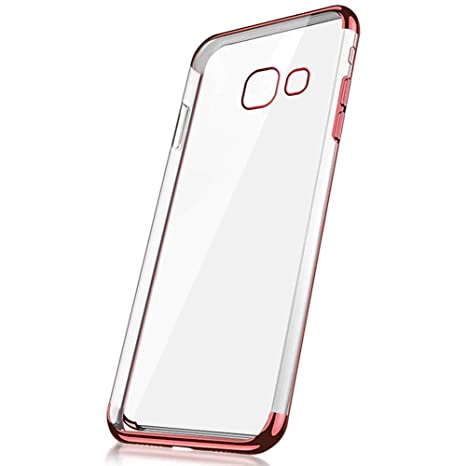 coque iphone 8 miroir rouge