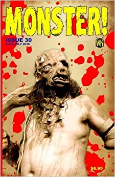 Book Monster! #30: June-July 2016 by Tim Paxton (2016-07-28)