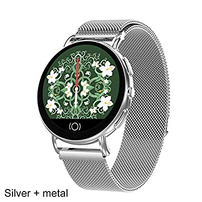 alsu3luy02Ld 1 3inch Waterproof Heart Rate Fitness Tracker Smart Bracelet Sport Wristband Estimated Price £24.79 -