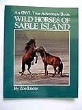 Wild Horses of Sable Island, Zoe Lucas, 0919872735