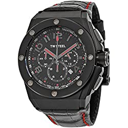 TW Steel CEO Tech Black Dial Mens Watch CE4008