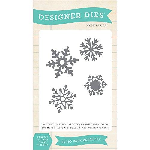 Echo Park Paper Company Snowflake #1 Die Set (Die Cuts Park)