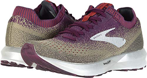 Brooks Women's Levitate 2 Cashmere/Bloom/Silver 7.5 B US