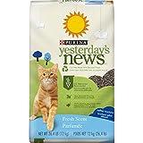 Purina® Yesterday's News® Fresh Scent Softer Texture Cat Litter 12kg Bag