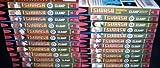 Tsubasa Manga Graphic Novels Set (Reservoir Chronicle, 1-21 plus Character Guide)
