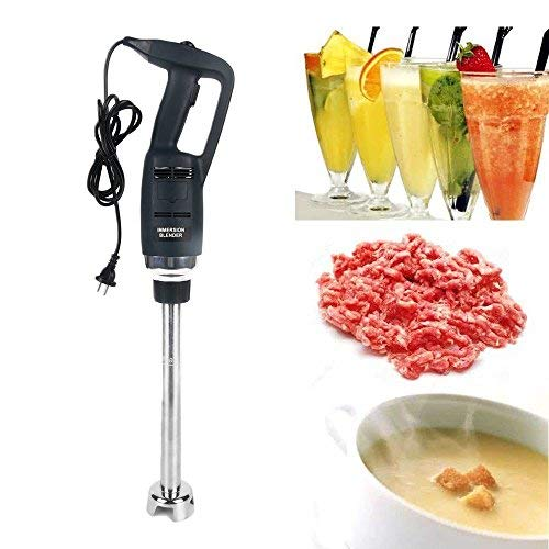 Zz Pro Commercial Electric Big Stix Immersion Blender Hand held variable speed Mixer 500 Watt with 20-Inch Removable Shaft, 50-Gallon capacity(LW500S20) by ZzPro (Image #8)