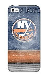 New New York Islanders Hockey Nhl (18) Tpu Skin Case Compatible With Iphone 5c