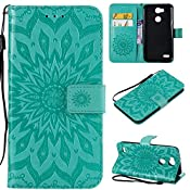 Amazon com: LG X Power 3 Case,LG XPower 3 Wallet Case,LG X