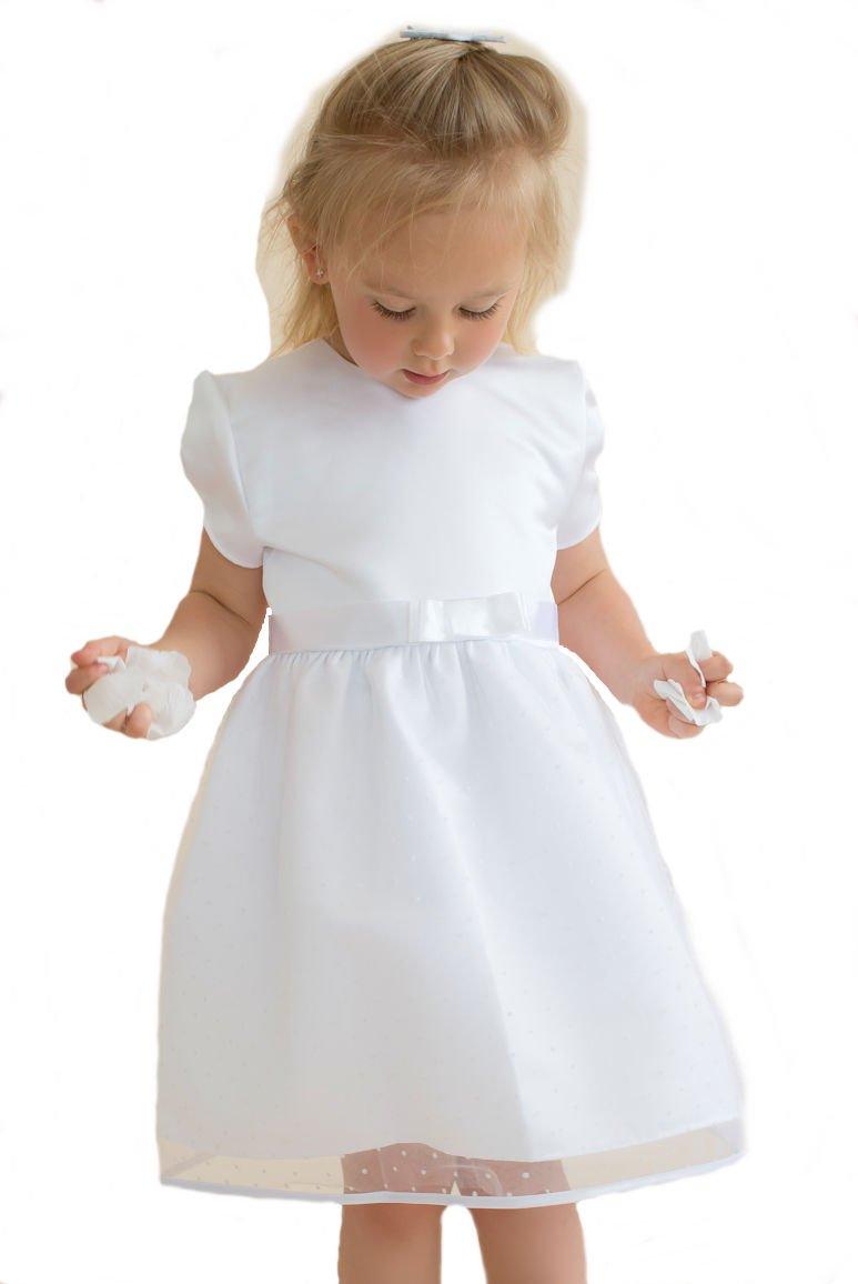 Baby Taufkleid Emilia von HOBEA-Germany, Größe Kleider:62 Größe Kleider:62