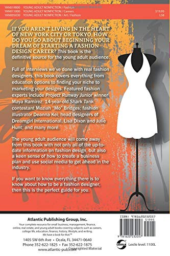 So You Want to Be a Fashion Designer: Here's the Info You