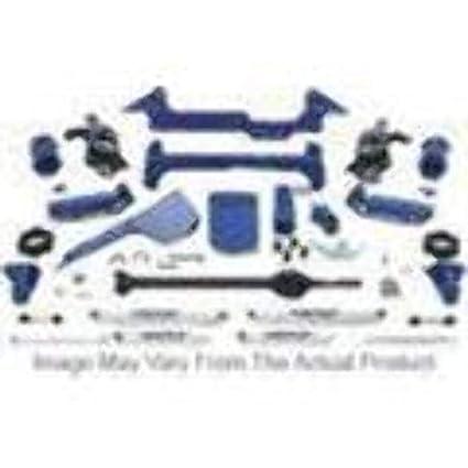 Amazon com: Fabtech FTS27005BK Box Kit, Rear Coil Springs