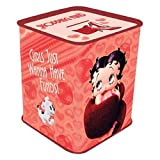 Betty Boop Tin Savings Bank