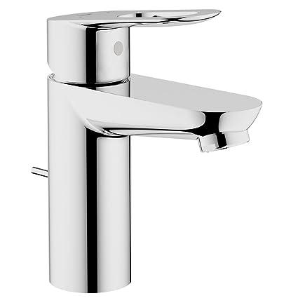 Beau Grohe 23084000 BauLoop Single Handle Bathroom Faucet