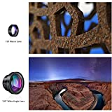 AUKEY Ora iPhone Camera Lens, 0.45x 120° Wide