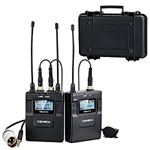 COMICA CVM-WM300 Wireless Dual Microphone