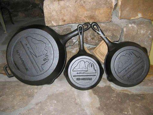 restaurant cookware cast iron skillet set cooking gadgets for men women on sale ebay. Black Bedroom Furniture Sets. Home Design Ideas