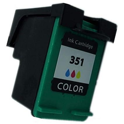 Cartuchos de Tinta remanufacturados para HP 350XL 351XL HP350XL ...