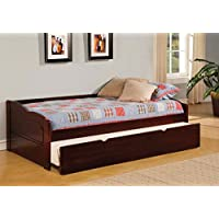 247SHOPATHOME IDF-1737 Day-Beds, Twin, Cherry