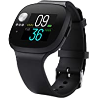 ASUS VivoWatch BP (HC-A04) Smart Watch with Embedded ECG and PPG sensors, Built-in GPS Sensor (International Version)