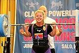 Hawk Single Prong Power Lifting Belt Men & Women