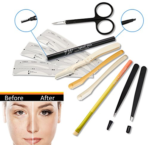 Eyebrow Shaping Razors - 9